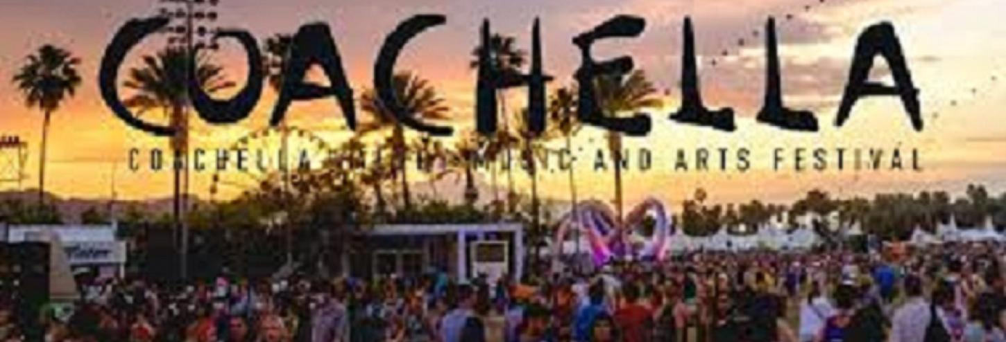 2018 Coachella Weekend 1 - Banner